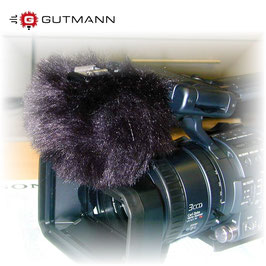 Gutmann Microphone Windscreen for Sony HDR-FX1 / FX1E