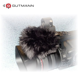 Gutmann Microphone Windscreen for Panasonic AG-DVC60 / DVC60E