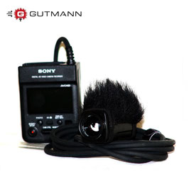 Gutmann Microphone Windscreen for Sony HXR MC1P