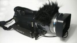 Gutmann Microphone Windscreen for Panasonic Handycams