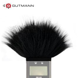 Gutmann Mikrofon Windschutz für Tascam DR-05 / DR-05 V2