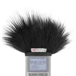 Gutmann Mikrofon Windschutz für Olympus WS-831 / WS-832 / WS-833