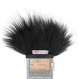 Gutmann Mikrofon Windschutz für Sony ICD-SX1000