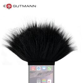 Gutmann Mikrofon Windschutz für Apple iPhone X