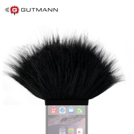 Gutmann Mikrofon Windschutz für Apple iPhone 5 / 5C / 5S