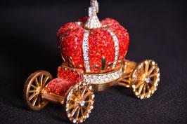 クリスタル王冠馬車