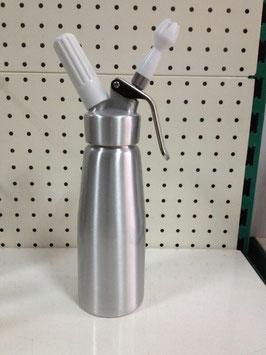 Premium Aluminium Sahnespender 500 ml
