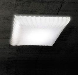 LED-Anbauleuchte THU mit Stoffdiffusor