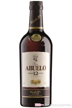 Rum Abuelo, 12 Anos