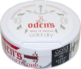 Odens`s Cold Extreme White Dry