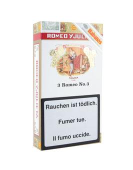 Romeo Y Julieta No. 3 Tubos