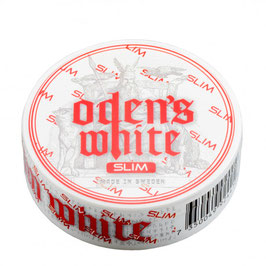Oden`s White slim