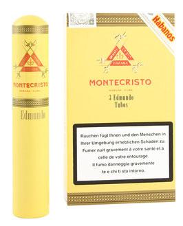 Montecristo Edmundo Tubos