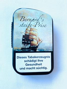 Bernard`s steife Prise