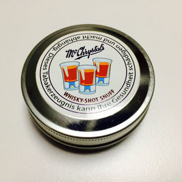 Mc Chrystal`s Whisky Shot Snuff