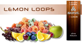 Sonic E-Liquid Lemon Loops