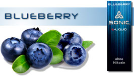 Sonic E-Liquid  Blueberry