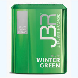 JBR Winter green