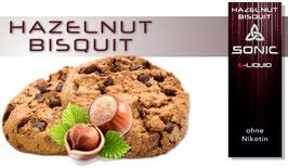 Sonic E-Liquid  Hazelnut Bisquit