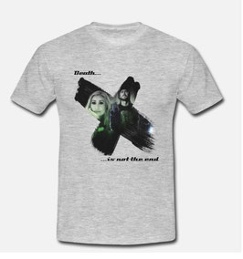 """PRECOMMANDE:  Limited Tshirt Homme/Femme """"No Fear"""""""