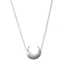 moon necklace | mimi et toi