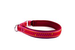 """Klickhalsband """"Berry"""" - 2,5cm Breite"""