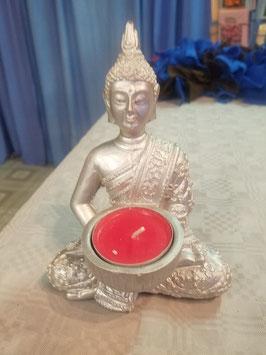 """Teelichthalter """"Thai-Buddha"""""""