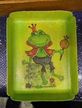 """Utensilienbox """"Frosch"""""""