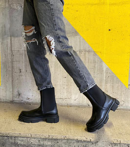 "Boots ""Tessa"" black (D33)"