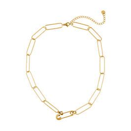 "Halskette ""Pin"" gold"