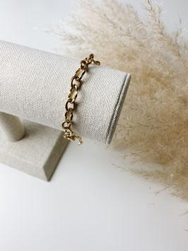 """Armband """"glamour"""" gold"""