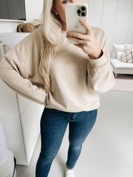 "Sweater ""Jules"" beige"