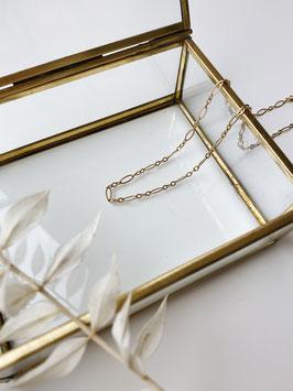 """Halskette """"Amelié"""" gold"""