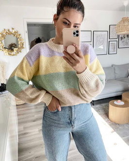 """Strickpullover """"candy"""""""