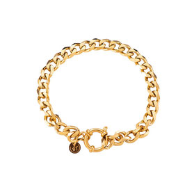 "Armkette ""Sparkle"" gold"