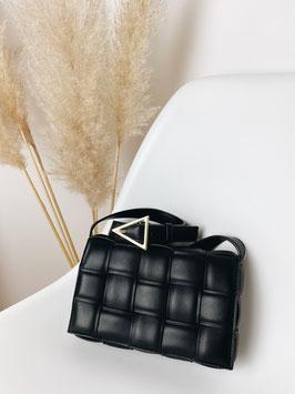 "Bag ""Woven"" black"