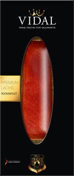 "Räucherlachs-Rückenfilet ""Rotholz"", Packung ca. 200 g"