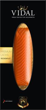 "Räucherlachs-Rückenfilet ""Natur"", Packung ca. 200 g"