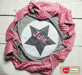 die kuscheligste Decke für unsere Mädchen