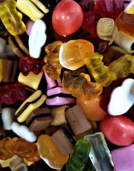 Mini Süßwaren- mischung