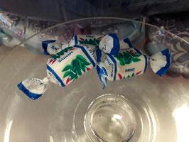 Zuckerfreie Mint Toffees