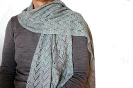 Schal aus Schafwolle