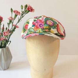 Ballonkappe Blume