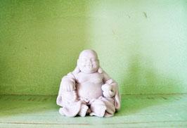 Happy Buddha mit Shea-Butter