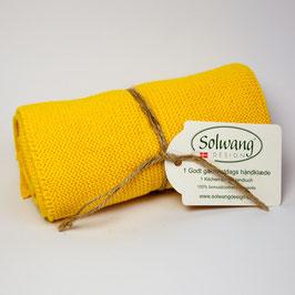 Solwang Handtuch gelb