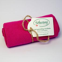Solwang Handtuch pink
