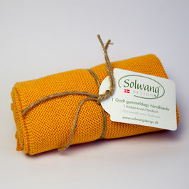 Solwang Handtuch Orange