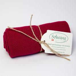 Solwang Handtuch Rot