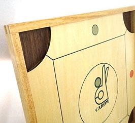 日本カロム協会推奨スリム型カロム盤