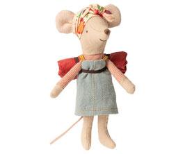Wanderer Maus, große Schwester-Maileg